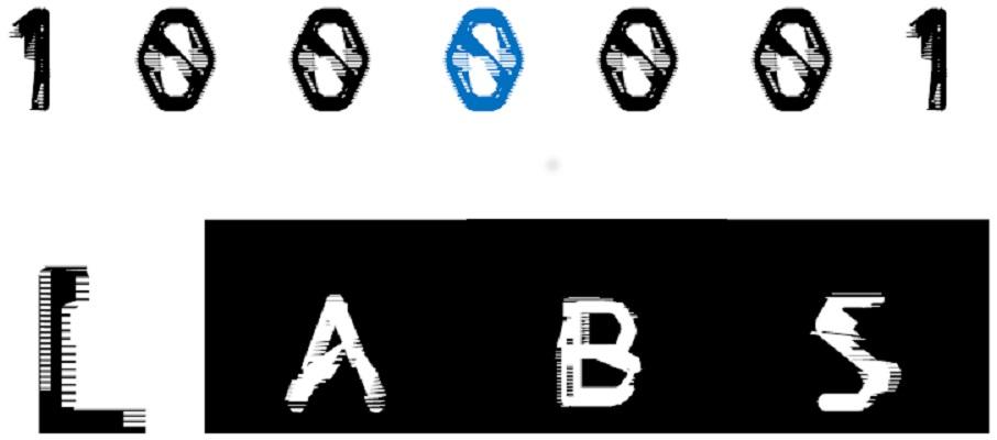 ECSA Member Organization Logo: 1000001 Labs