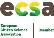 ECSA European Citizen Science Association | Member (logo variant)