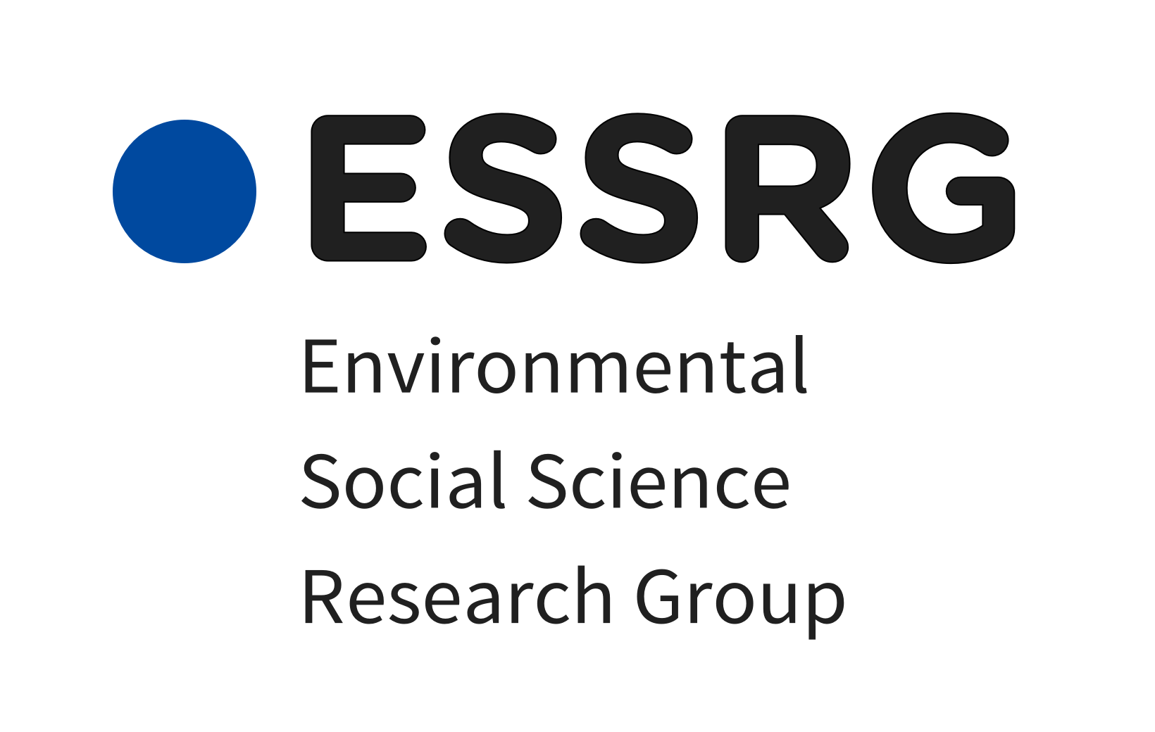 ESSRG (Environmental Social Science Research Group)